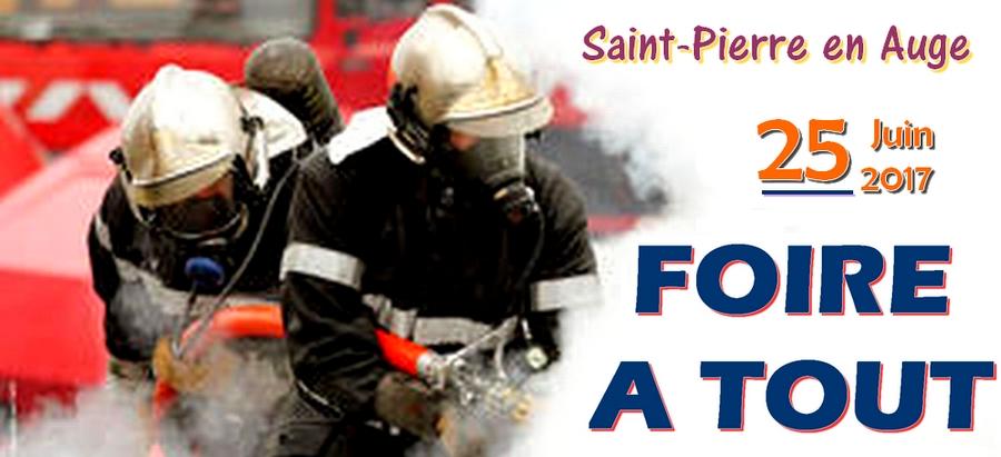 Foire tout saint pierre en auge union d partementale des sapeurs pompiers du calvados - Foire a tout 60 ...