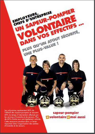 Découvrez le détail des Avantages & Intérêts à recruter un sapeur-pompier volontaire